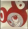 Takashi MURAKAMI Né en 1962 AND THEN AND THEN AND THEN AND THEN AND THEN - 1994-2001 / 1996-2001 Lithographie offset en couleurs, Takashi Murakami, €600