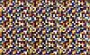 Gerhard RICHTER Né en 1932 1024 COLORS - 1988 Tapis en polyamide sérigraphié, Gerhard Richter, €3,000