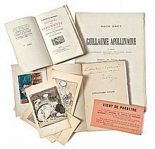 [Guillaume APOLLINAIRE] - Ernest FEYDEAU  Souvenirs d'une Cocodette