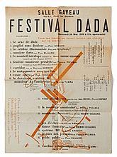 [DADA]  Festival Dada Salle Gaveau