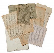 Jules PASCIN  Correspondance à André Warnod