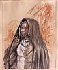 Henri PONTOY (Reims, 1888 - Reims, 1968) Mimouna