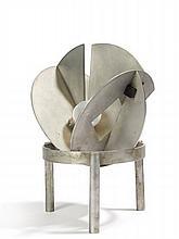Jacques LE CHEVALLIER & René KOECHLIN (1896 - 1987) & (1888 - 1972) LAMPE DE TABLE