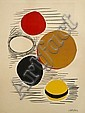 Alexander CALDER (1898-1976) COMPOSITION, circa 1960