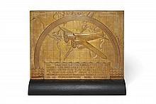 Jean et Joël MARTEL 1896-1966 Hommage à l'Arc en Ciel