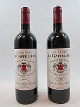 12 bouteilles CHÂTEAU LA GAFFELIERE 1999 1er GCC(B) Saint Emilion