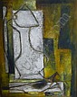 Roger CHASTEL (1897-1981) PICHET ET PAIN, 1949 Huile sur toile