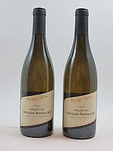 2 bouteilles CHEVALIER MONTRACHET 2006 Grand Cru