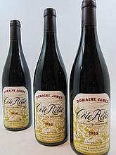 6 bouteilles COTE ROTIE 2010 Domaine Jamet