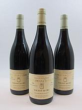 3 bouteilles VOLNAY 1999 1er cru