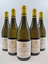5 bouteilles 2 bts : CHABLIS 2011 Grand Cru Les Clos. Joseph Drouhin