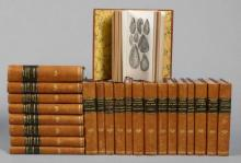 HISTOIRE NATURELLE GENERALE. 23 volumes Divers  auteurs, Histoire Naturelle de la France (Emile Deyrolle puis Les fils d'Emile Dey...