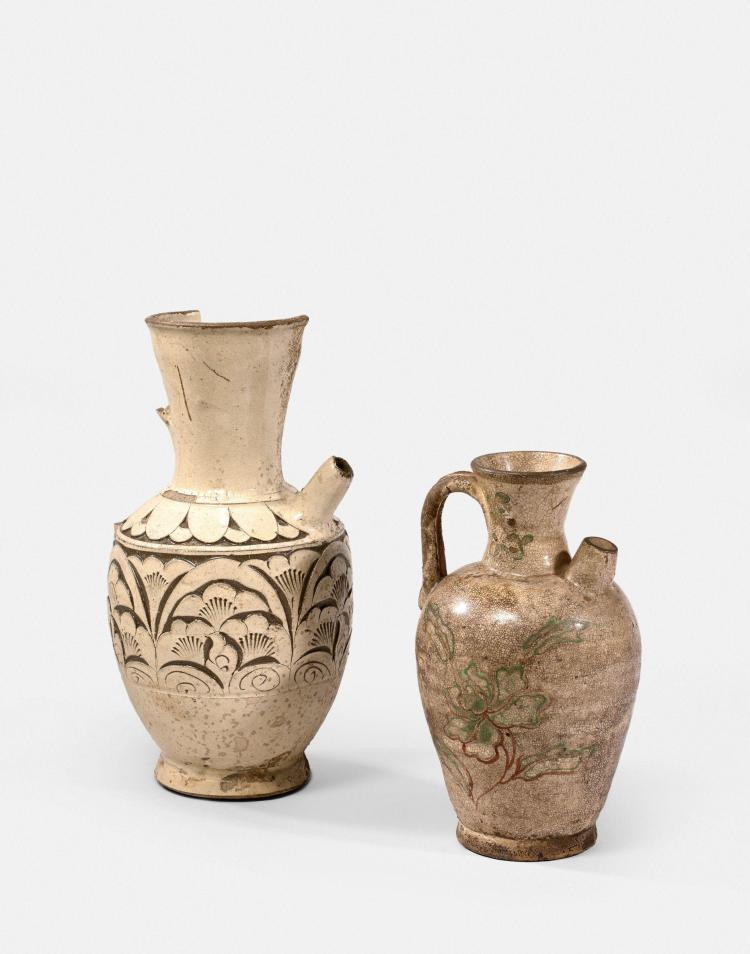 VERSEUSE CIZHOU, CHINE, DYNASTIE YUAN (1279-1368)