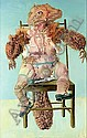 ¤DADO (né en 1933) SANS TITRE, 1958-1965 huile sur toile,  Dado, Click for value