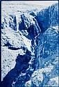 ¤ Olafur ELIASSON (né en 1967) WATERFALL, 1996 Tirage photographique en couleurs