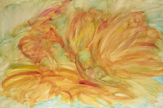 Jean MESSAGIER (1920-1999) PRINTEMPS CRISPE, 1961 Huile sur toile