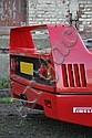 1989 Ferrari F40 berlinette ex-Nigel Mansell