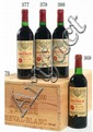 12 bouteilles CHÂTEAU CHEVAL BLANC 2000 1er GCC (A) Saint Emilion Caisse bois d'origine (photo)