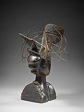 Manolo VALDES (Né en 1942) REGINA - Circa 2000 Bronze
