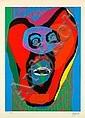 Karel APPEL (1921-2006) SANS TITRE