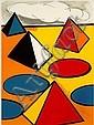 Alexander CALDER (1898-1976) CIEL D'ORAGE, 1976