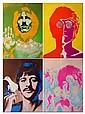 Richard AVEDON (né en 1923) THE BEATLES, 1968
