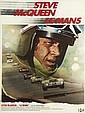 LE MANS - Steve MCQUEEN  Affiche du film de Lee H. Katzin