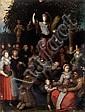 Louis de Caullery Cambrai, vers 1565 - Anvers, 1622 L'hommage à Cérès Cuivre