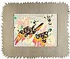 BLADE (Steve Ogburn dit) (né en 1958) SANS TITRE (CREW CRAZY 5) Feutre, marqueur et poska sur papier