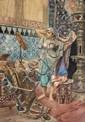 Rudolf ERNST (Vienne, 1854 - Fontenay-aux-Roses, 1932) La favorite du harem