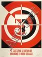 Shepard FAIREY (OBEY GIANT) (né en 1970) SEDATION OF MILLIONS, 2012 Sérigraphie en couleurs