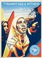 Shepard FAIREY (OBEY GIANT) (né en 1970) TYRANNY HAS A WITNESS, 2011 Sérigraphie en couleurs