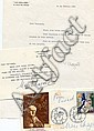 Marc CHAGALL  3 l.t.s., 1962