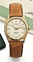 ROLEX OYSTER PERPETUAL Réf 1005 N° 2812361 vers 1971 Belle montre bracelet en or. Boîtier rond, couronne et fond vissés. Lunette...