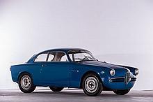 1956 Alfa Romeo Giulietta Sprint Veloce