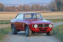 1965 Alfa Romeo Giulia Sprint GTA coupé