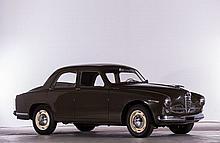 1953 Alfa Romeo 1900 Berlina  No reserve