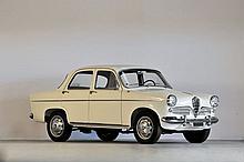1959 Alfa Romeo Giulietta Ti berline Série 1  No reserve