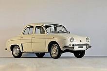 1961 Renault Ondine Alfa Romeo berline  No reserve