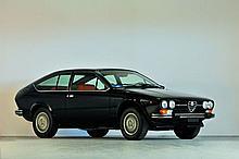 1979 Alfa Romeo Alfetta GTV 2000 coupé  No reserve