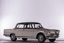 1960 Alfa Romeo 2000 Berlina  No reserve