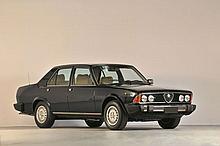 1983 Alfa 6 berline  No reserve