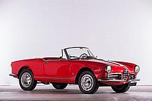 1960 Alfa Romeo Giulietta Spider Veloce  No reserve