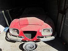 1965 Alfa Romeo 2600 Sprint Zagato
