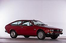 1979 Alfa Romeo 2000 GTV Turbodelta coupé  No reserve