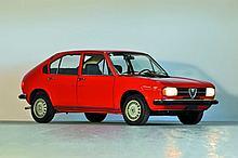 1978 Alfa Romeo Alfasud Super 1.2 berline  No reserve