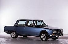 1974 Alfa Romeo Berlina 2000  No reserve