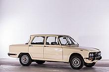 1977 Alfa Romeo Giulia Nuova Super Diesel berline  No reserve