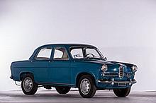 1959 Alfa Romeo Giulietta berline  No reserve