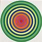 Julio LE PARC (né en 1928) SERIE 15, n°11, 1959-71 Acrylique sur toile